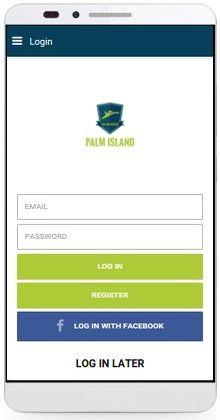 AlphaAccess App pages