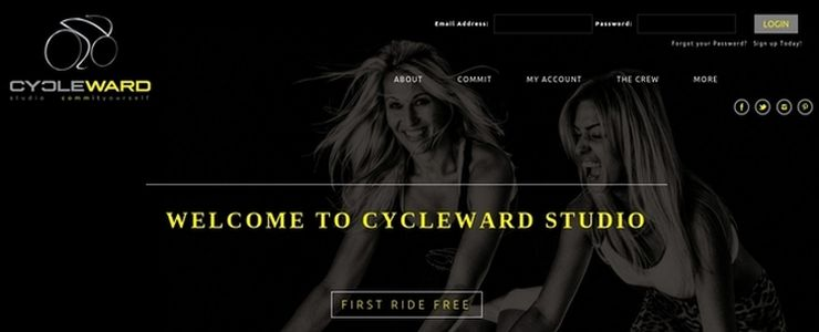 CycleWard's Website