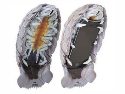 Giant Isopod iPhone 5/5s Case, via japantrendshop.com