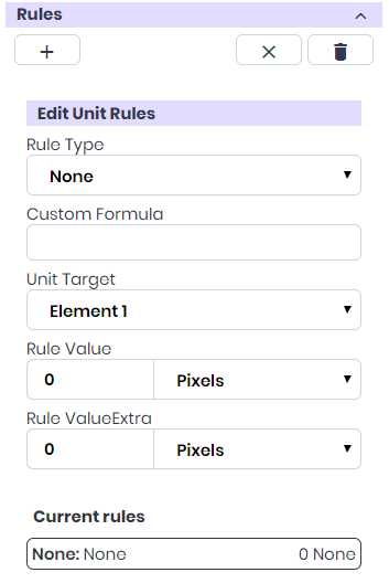 Rules in Dev Studio AlphaApp Platform