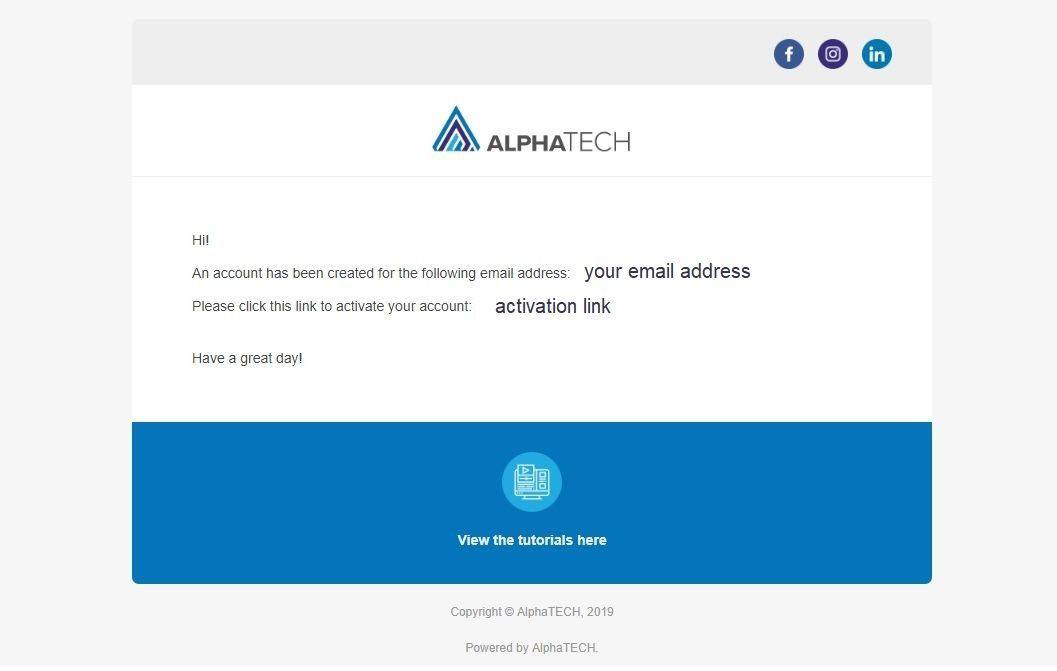 How to Register on AlphaApp