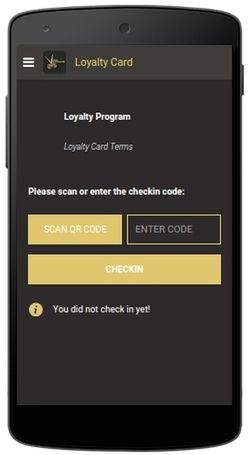 The Loyalty card - a core feature of our apps