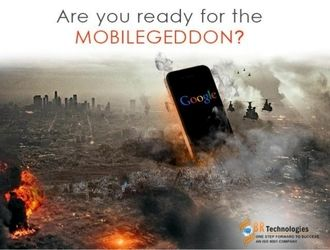 An example of a visual idea of 'Mobigeddon'