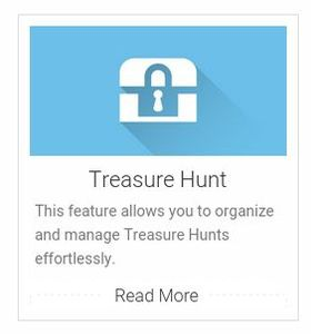 Alphatech affordable apps with Treasure Hunt feature