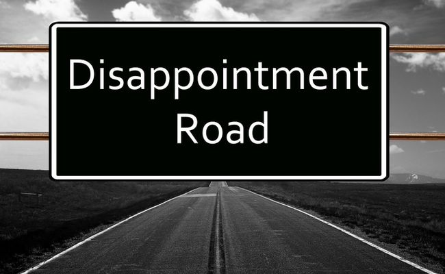 Disappointment road